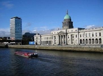 Southern Ireland Liffey River Cruise
