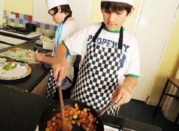Junior Chef Cookery School